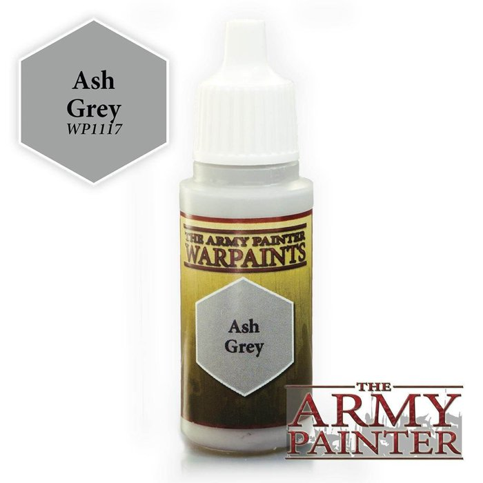 Copertina di Warpaints - Ash Grey (18ml)