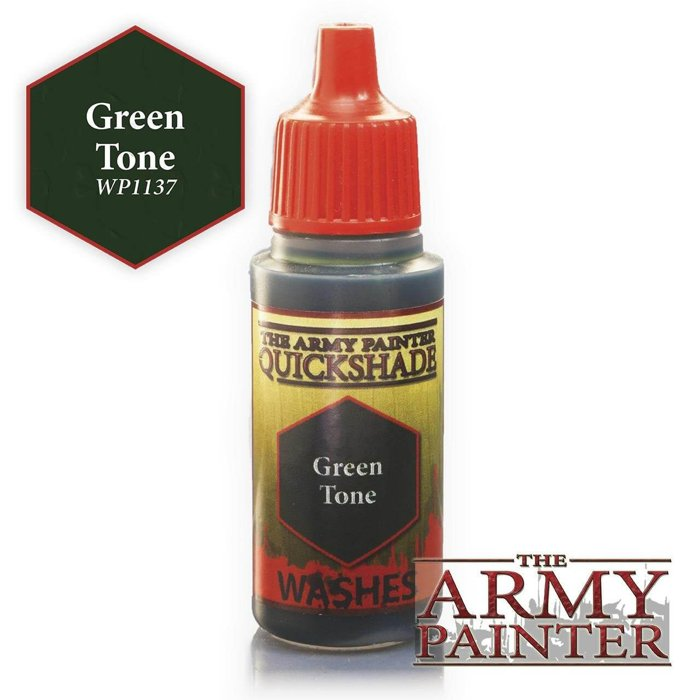 Copertina di Quickshade - Green Tone (18ml)