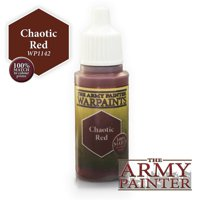 Warpaints - Chaotic Red (18ml)