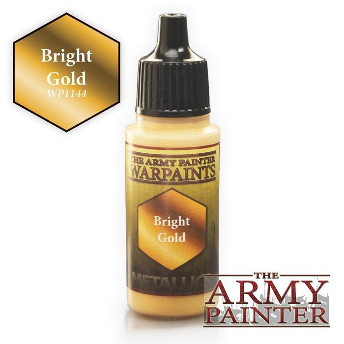 Copertina di Warpaints - Bright Gold (18ml)