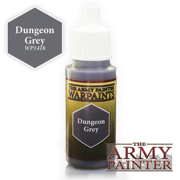 Copertina di Warpaints - Dungeon Grey (18ml)