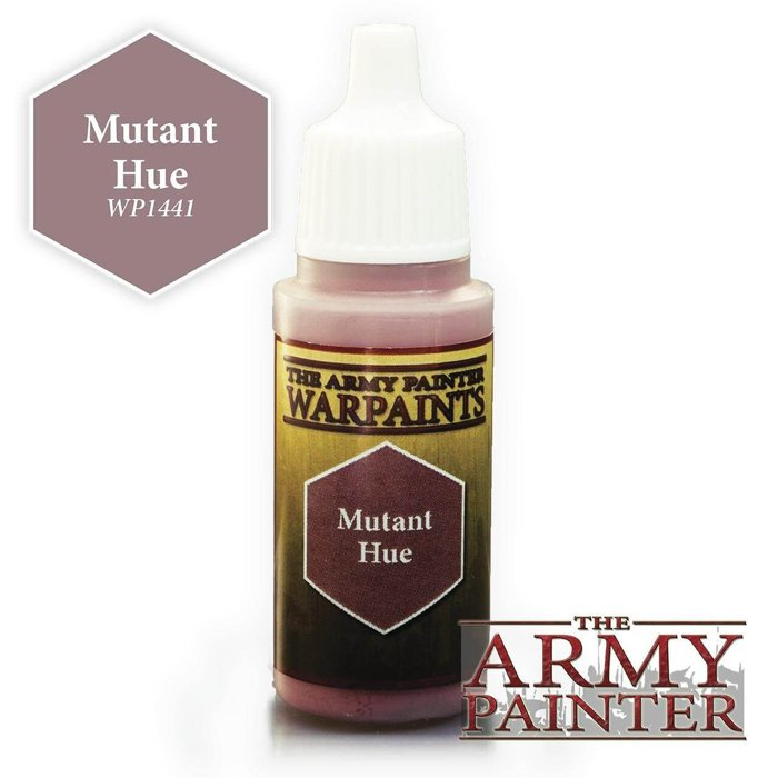 Copertina di Warpaints - Mutant Hue (18ml)