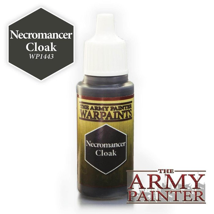 Copertina di Warpaints - Necromancer Cloak (18ml)