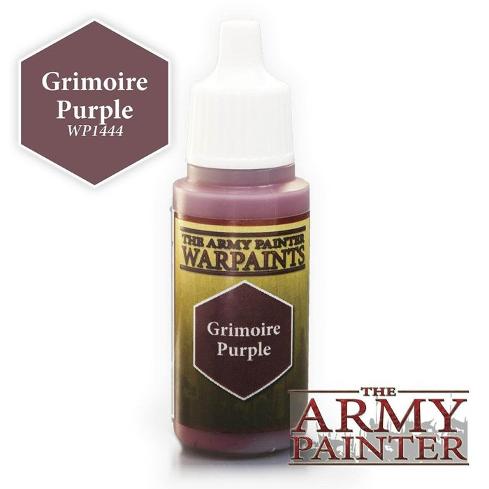 Copertina di Warpaints - Grimoire Purple (18ml)