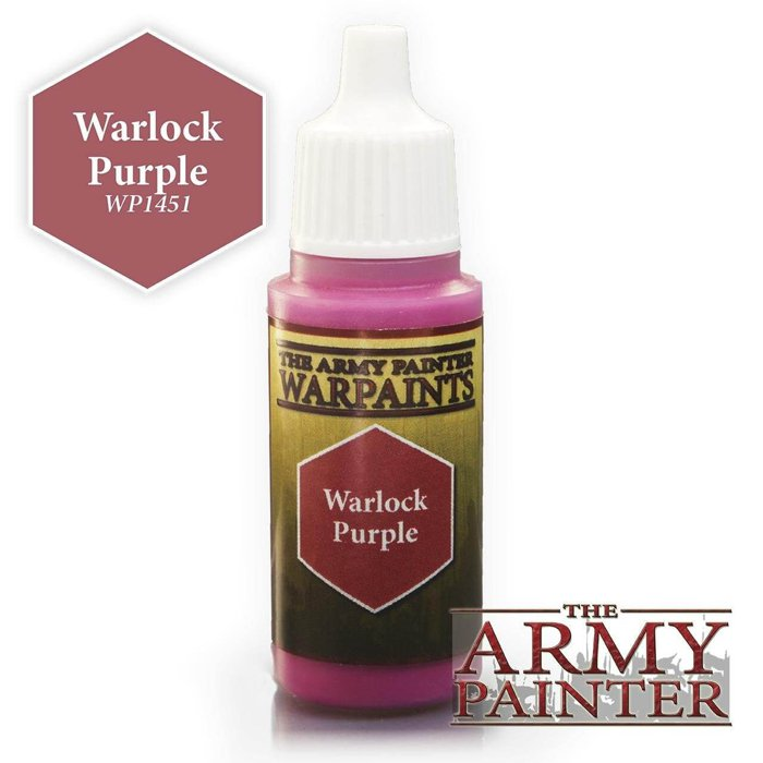 Copertina di Warpaints - Warlock Purple (18ml)