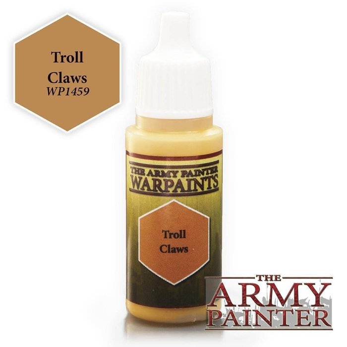 Copertina di Warpaints - Troll Claws (18ml)
