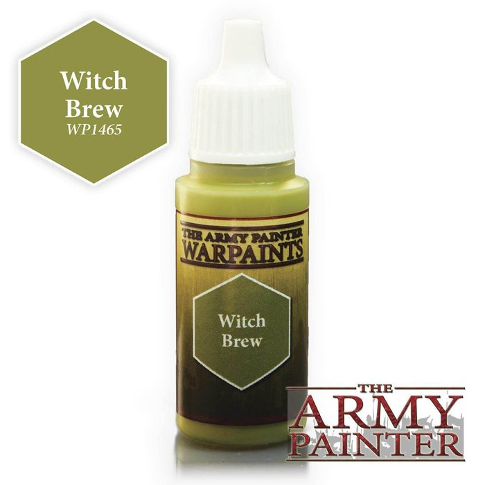 Copertina di Warpaints - Witch Brew (18ml)