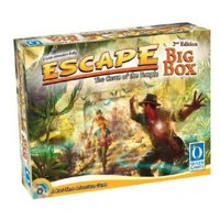 Escape - The Curse of the Temple - Big Box