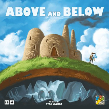 Copertina di Above and Below
