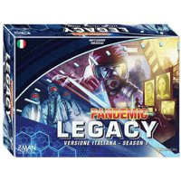Pandemic Legacy: Season 1 (Scatola Blu)