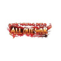 The Walking Dead All Out War: Deluxe Mat Atlanta Periferia