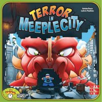 Rampage - Terror in Meeple City