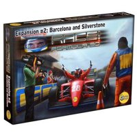 Race! Formula 90: Expansion 2 - Barcelona and Silverstone