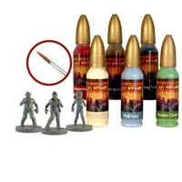 Set Colori: The Walking Dead All Out War - Walker Paint Set