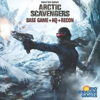 Arctic Scavengers: Base Game & HQ & Recon