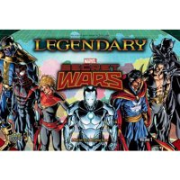 Legendary - Marvel: Secret Wars Volume 1