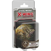 Star Wars X-Wing: Intercettore M3-A