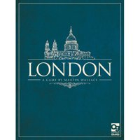 London: A Game by Martin Wallace