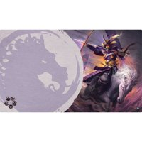 La Leggenda dei Cinque Anelli - LCG: Playmat - Mistress of the Five Winds