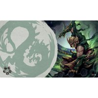La Leggenda dei Cinque Anelli - LCG: Playmat - Master of the High House of Light