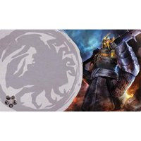 La Leggenda dei Cinque Anelli - LCG: Playmat - Defender of the Wall