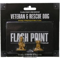 Flash Point: Fire Rescue - Veteran and Rescue Dog
