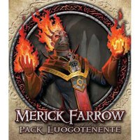 Descent: Pack Luogotenente Merick Farrow