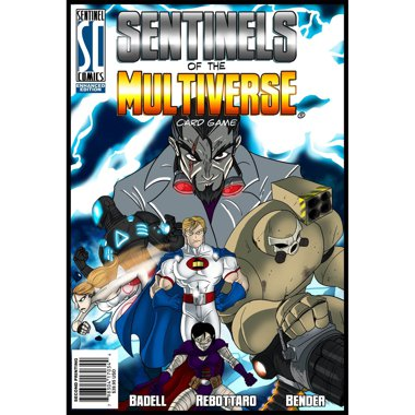 Copertina di Sentinels of the Multiverse